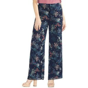 Vince Camuto Sapphire Bloom pants .NWT!